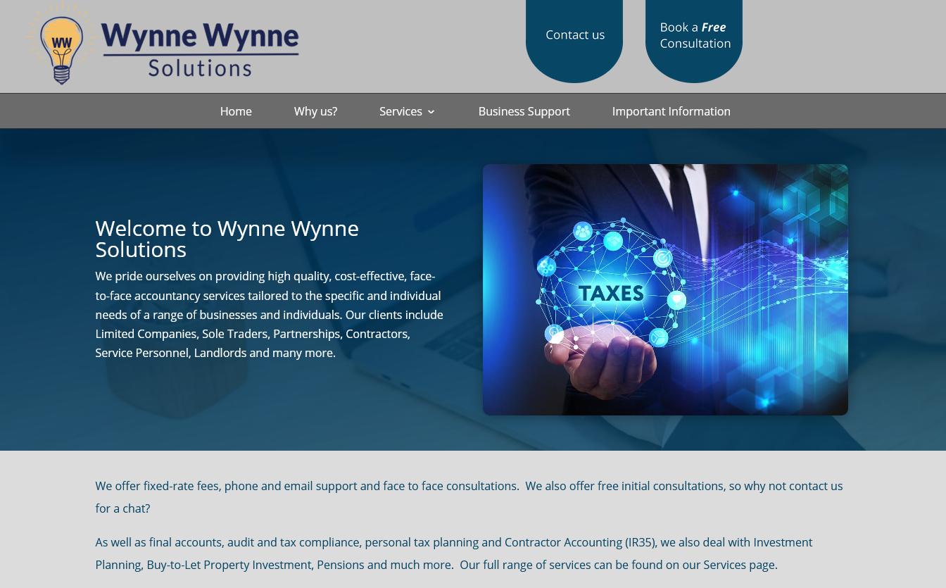 Wynne Wynne Solutions